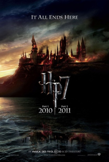 Hogwarts, c. 1998