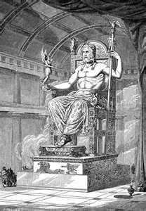 Statue of Zeus at Olympia, c. 432 BC