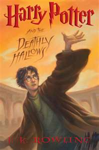 """harry potter hallows art"""