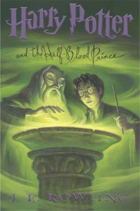 A Mary GrandPré illustration of Dumbledore.
