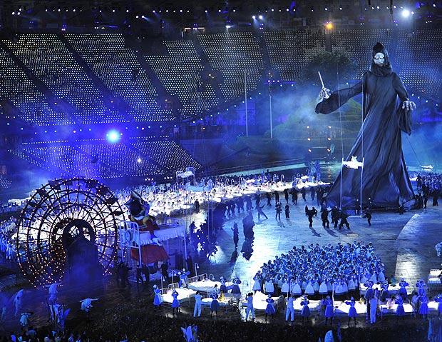 Let The Games Begin! | Musings From Neville's Navel