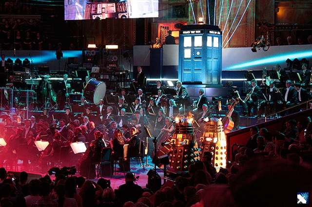 My kind of nerds (Doctor Who BBC Proms 2013)