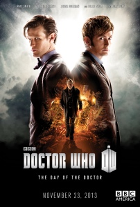 STRICTLY EMBARGOED UNTIL 00.01 ON WEDNESDAY 11 SEPTEMBER, 2013 GMTDoctor Who – 50th Anniversary Special - The Day of the Doctor