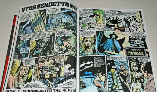 v for vendetta illustration 1