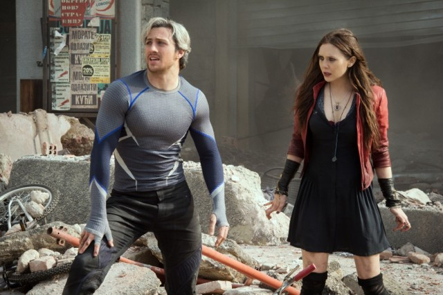 scarlet witch quicksilver