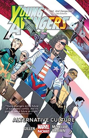 young avengers alternative culture
