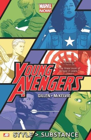 young avengers style  substance