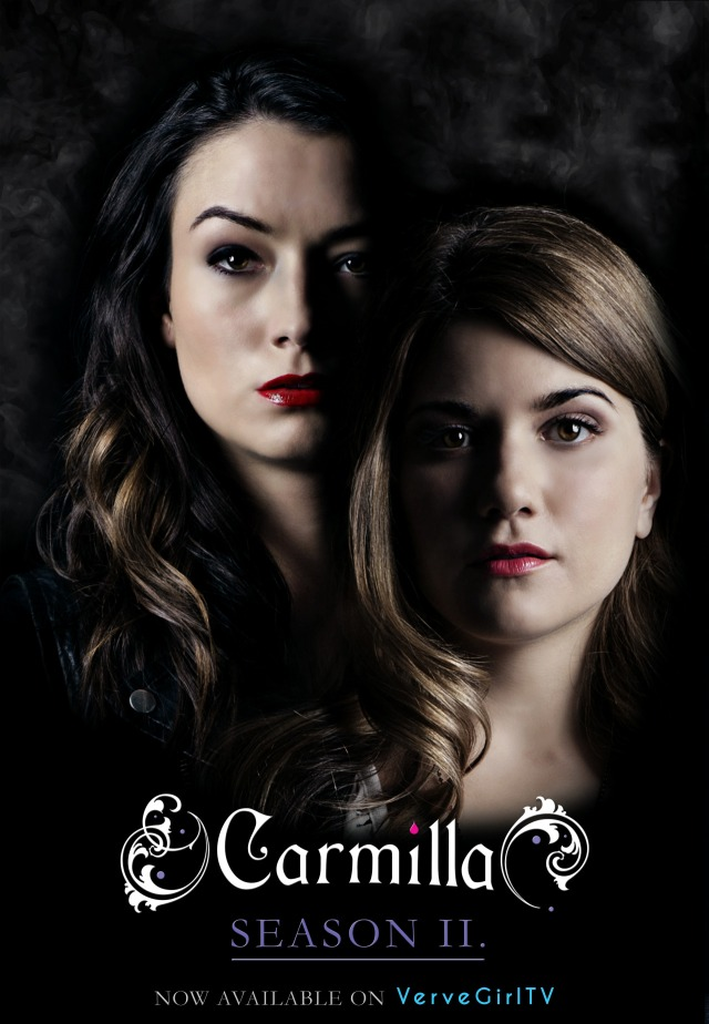 carmilla season two small poster