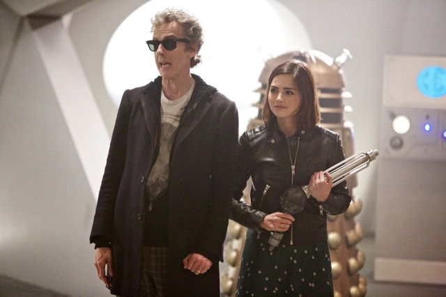 clara twelfth doctor the witch's familiar