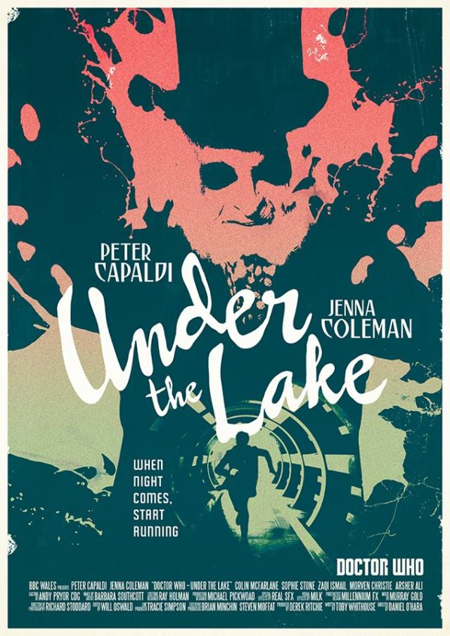 under the lake poster
