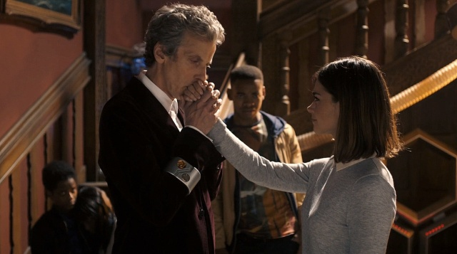 face the raven doctor and clara