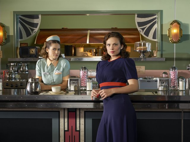 peggy and angie in automat