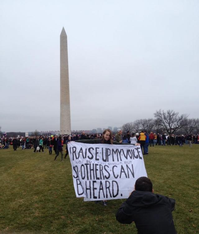 womens-march-on-washington-i-raise-up-my-voice