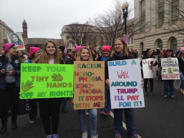 womens-march-on-washington-trio-of-posters